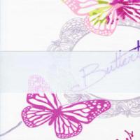 330410_4096 Бабочки розовый